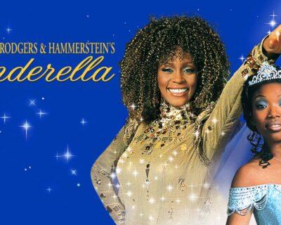 Su Disney+ il musical di Cenerentola