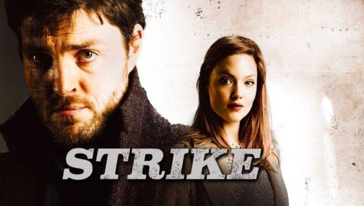 Sangue Inquieto, Nuovo romanzo per Strike