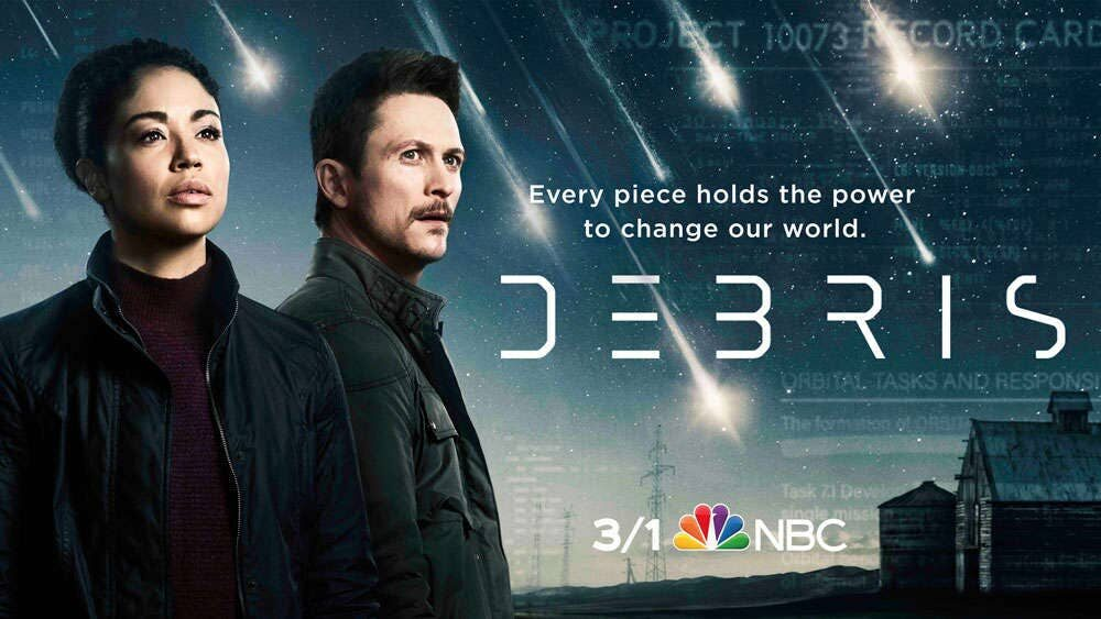 Un po' di fantascienza con Debris di NBC