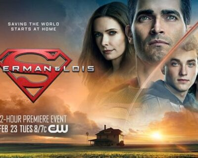 Superman And Lois si uniscono all'Arrowverse