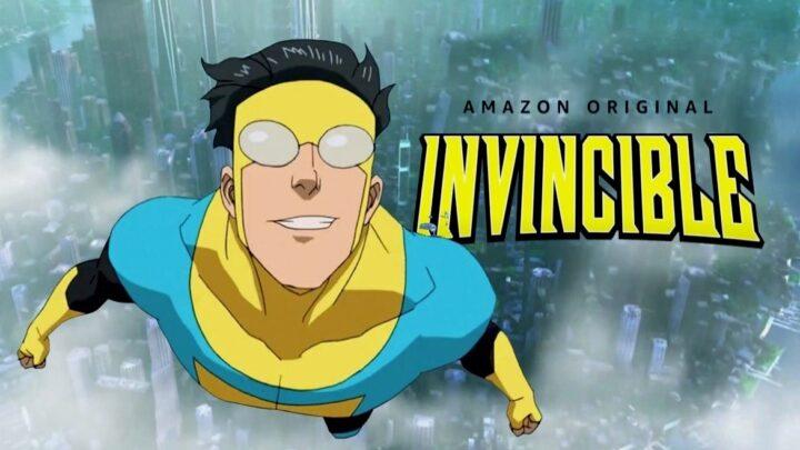 Invincible: Dal fumetto arriva lo show Amazon