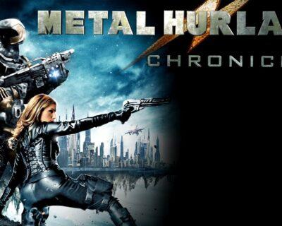 Lo sci-fi belga Metal Hurlant Chronicles