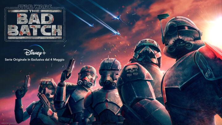 The Bad Batch, Lo spin-off di The Clone Wars