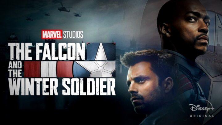 Arrivano The Falcon And The Winter Soldier...