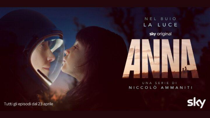 Anna: Dal libro di Niccolò Ammaniti la serie!