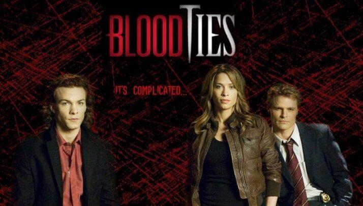 Dai libri di Tanya Huff la serie Blood Ties...