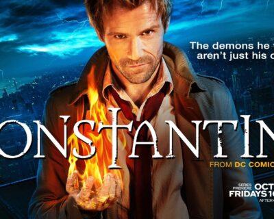 Prima dell'Arrowverse c'era Constantine!