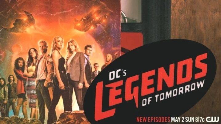 I nuovi episodi di Legends Of Tomorrow