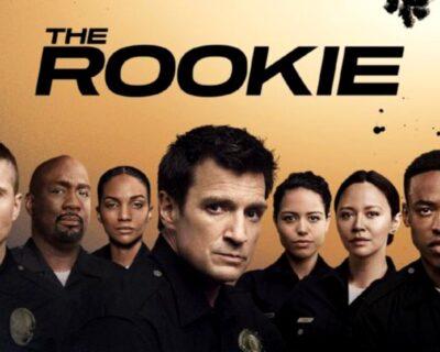 Arriva infine la nuova stagione di The Rookie