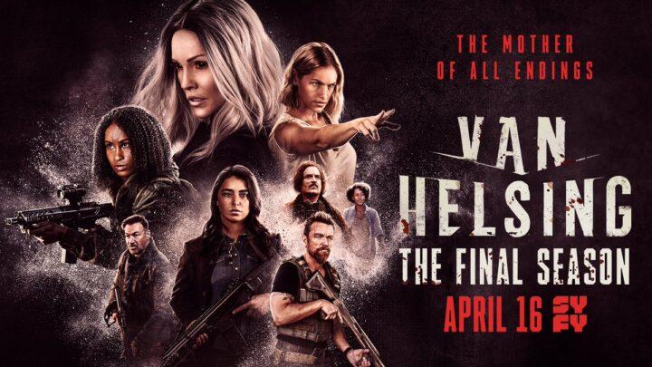 Ultima stagione per la distopica Van Helsing
