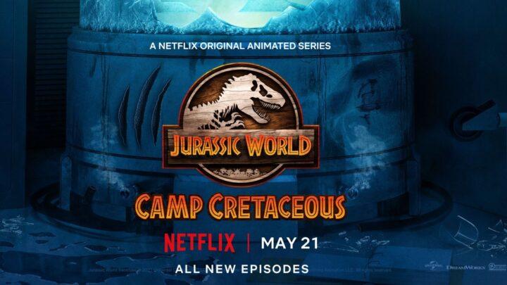 Nuovi episodi per Jurassic World: Camp Cretaceous