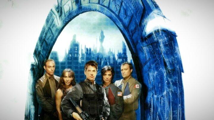 Stargate Atlantis: La trasposizione letteraria di Rising