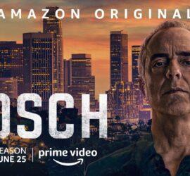 Ultima stagione su Amazon per il crime Bosch