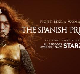 Tutte le musiche di The Spanish Princess...