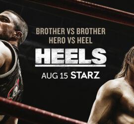 Heels, La serie TV sul wrestling con Stephen Amell