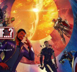 What If...?: La serie d'animazione Marvel di Disney+