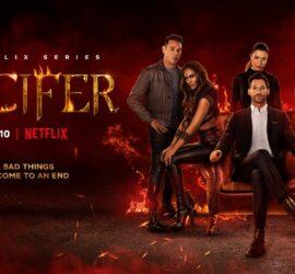 Su Netflix la stagione finale di Lucifer...