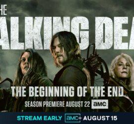 Un'ultima stagione per l'horror The Walking Dead