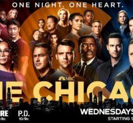 I tre show di One Chicago riprendono il loro corso