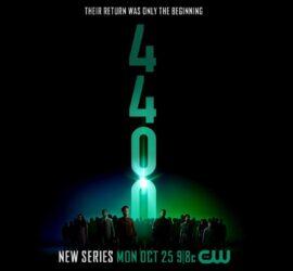 Lo sci-fi 4400 torna in vita nel reboot di The CW